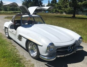Picture of 1957 Mercedes Benz 300 SL SOLD by Auction