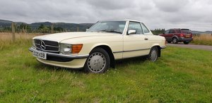 Picture of 1986 Mercedes 420 SL