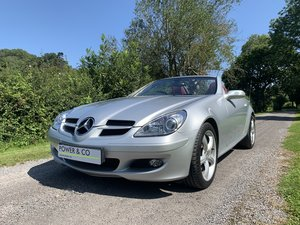2004 Mercedes-Benz SLK 350 V6, 7 G-Tronic Gearbox LOW MILES For Sale