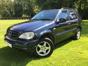 2000 Mercedes M Class ONLY 76K MILES