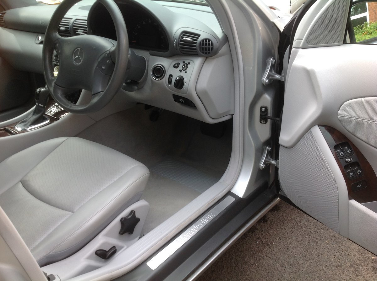 2003 C Class Rare  2007 low mileage For Sale (picture 6 of 6)