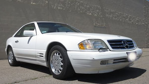 Picture of 1996 Mercedes Benz SL 320 Convertible