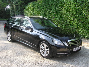 2012 Mercedes-Benz E Class 2.1 E250 CDI BlueEFFICIENCY Avantgarde