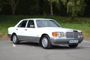 1986 Mercedes-Benz 500 SE