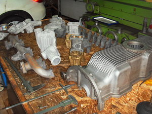 1940 New parts for Mercedes-Benz 500k, 540k, 770k. For Sale (picture 1 of 6)