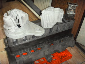 1940 New parts for Mercedes-Benz 500k, 540k, 770k. For Sale (picture 3 of 6)