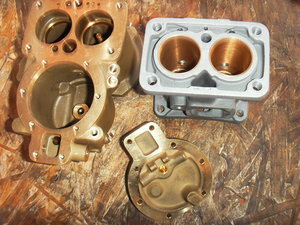 1940 New parts for Mercedes-Benz 500k, 540k, 770k. For Sale (picture 4 of 6)