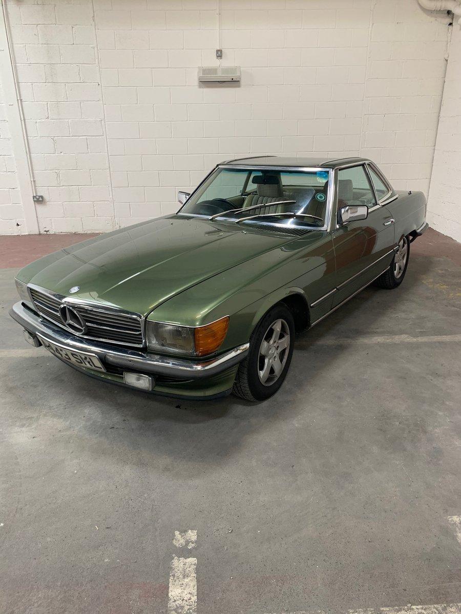 1983 Mercedes 280 SLFOR AUCTION 31OCT 2020 Dublin For Sale ...