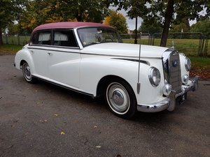 1952 Mercedes-Benz Adenauer for sale For Sale (picture 1 of 5)