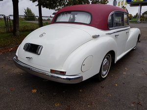 1952 Mercedes-Benz Adenauer for sale For Sale (picture 2 of 5)