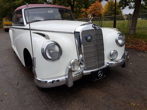 1952 Mercedes-Benz Adenauer for sale For Sale (picture 5 of 5)