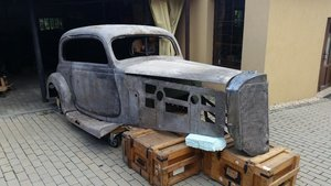 1938 Mercedes-Benz 540k coupe for sale For Sale (picture 1 of 4)