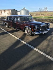 1961 Mercedes-Benz 600 Pullman for sale For Sale (picture 1 of 5)