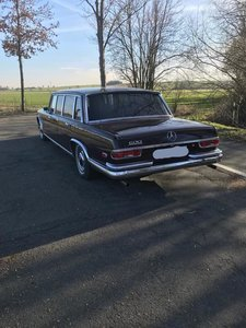 1961 Mercedes-Benz 600 Pullman for sale For Sale (picture 2 of 5)