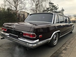 1961 Mercedes-Benz 600 Pullman for sale For Sale (picture 3 of 5)