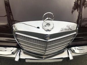 1961 Mercedes-Benz 600 Pullman for sale For Sale (picture 4 of 5)