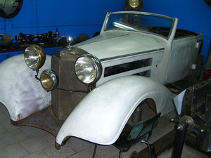 1938 Mercedes-Benz 540k for sale For Sale (picture 1 of 5)