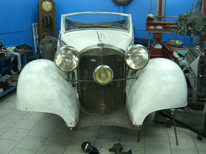 1938 Mercedes-Benz 540k for sale For Sale (picture 2 of 5)