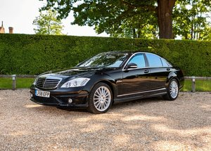 S 63 AMG  superb condition