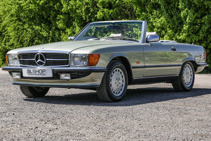 Picture of 1986 Mercedes-Benz R107 420 SL (R107) #2098 Just 31k miles For Sale