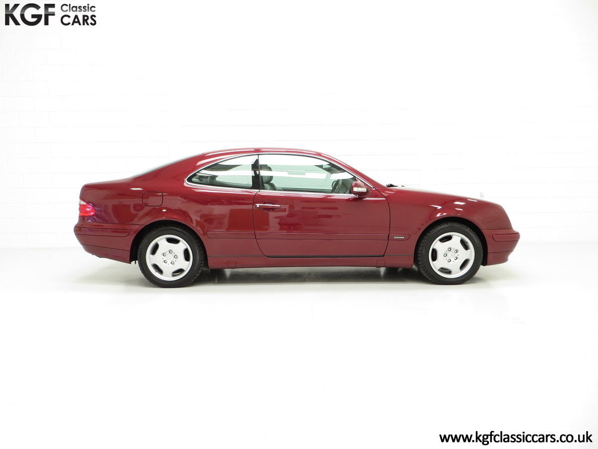 2000 Mercedes-Benz CLK320 Elegance with Two Owners & 42,686 Miles SOLD (picture 14 of 24)