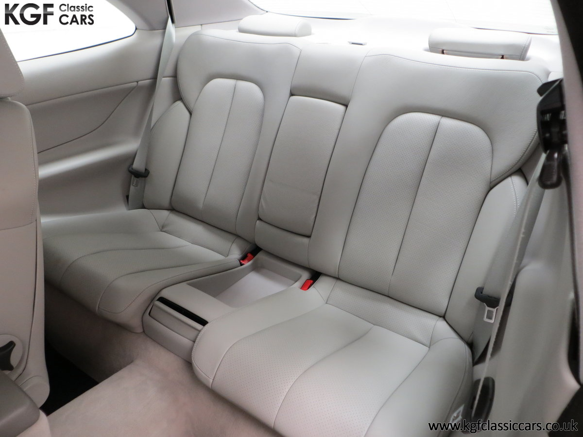 2000 Mercedes-Benz CLK320 Elegance with Two Owners & 42,686 Miles SOLD (picture 21 of 24)