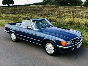 1989 Mercedes 560SL R107 For Sale