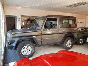 1989 G Wagen Fabulous......... For Sale