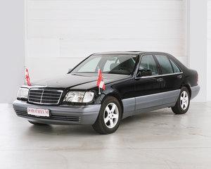 1994 Mercedes-Benz S 280 (ohne Limit/no reserve)