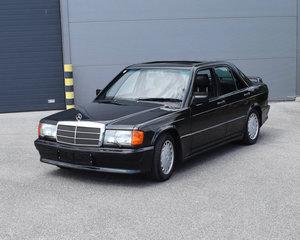 1985 Mercedes-Benz 190 E 2.3 16V (no reserve)