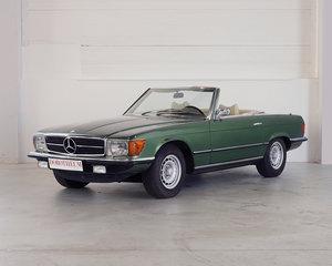 1974 Mercedes-Benz 450 SL Ex-Hotel Sacher
