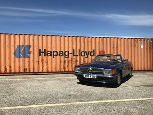 1985 33 years in Bahrain - dry climate 500SL