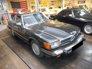 Picture of 1986 MERCEDES 560 SL U9 For Sale
