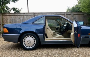 Seeking early R129 500SL, 1989, 1990 or 1991. SL 500 For Sale