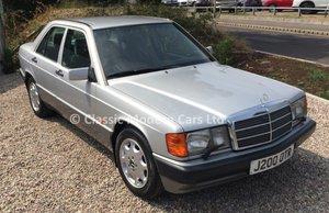 Mercedes 190E 2.6 Auto W201, 85K Miles