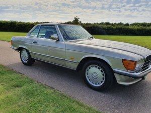 1986 Mercedes 300SL