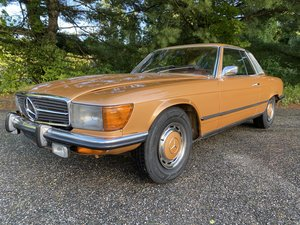 1973 Mercedes Benz 350 SLC Coupe California Car Very Nice For Sale