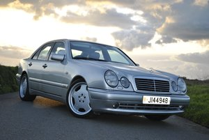 Picture of 1999 Mercedes E55 AMG