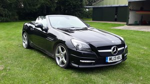 Picture of Mercedes-Benz SLK250 CDI AMG Sport 2013 Auto 59k Air Scarf  SOLD