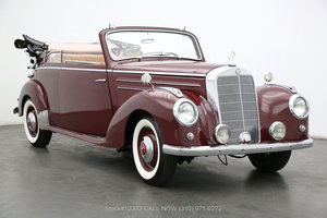 Picture of 1952 Mercedes-Benz Cabriolet B For Sale