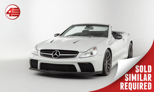 Picture of 2003 Mercedes SL65 AMG Black Series Evocation /// SL500 SOLD