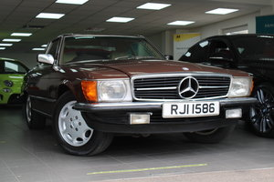 Mercedes 380SL - Brown - Very Nice Condition