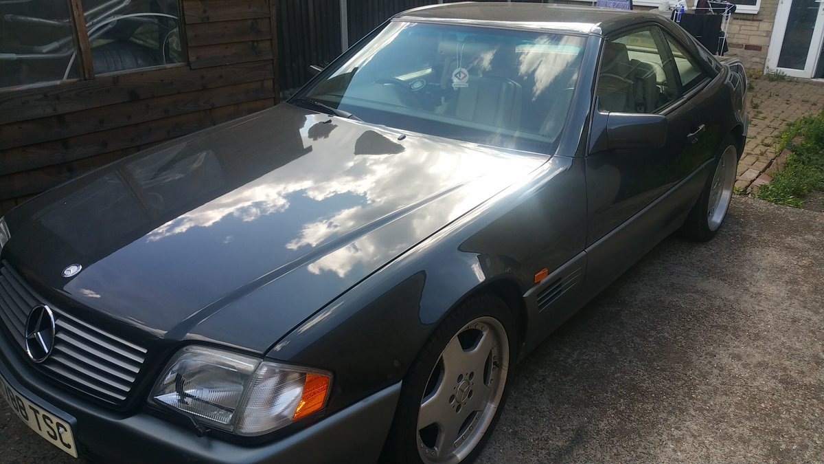 1994 Mercedes sl r129 For Sale (picture 1 of 6)