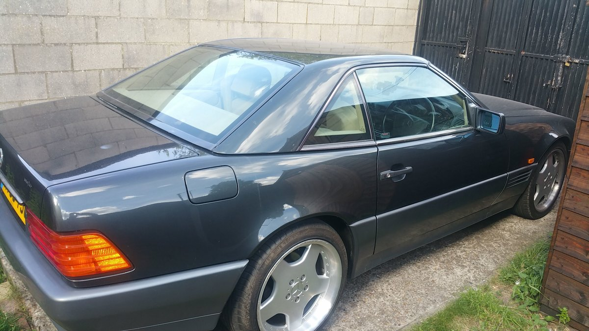 1994 Mercedes sl r129 For Sale (picture 2 of 6)