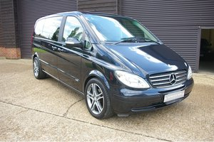 2005 Mercedes Viano W639 V320 V6 Petrol Automatic (17,813 miles) For Sale