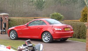 Picture of 2005 SLK Designo 200