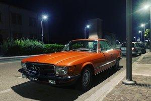 Picture of 1981 Fantastic R107 380 SLC in a rare color