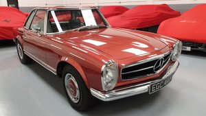 Picture of 1969 WANTED 280SL Pagoda RHD For Sale