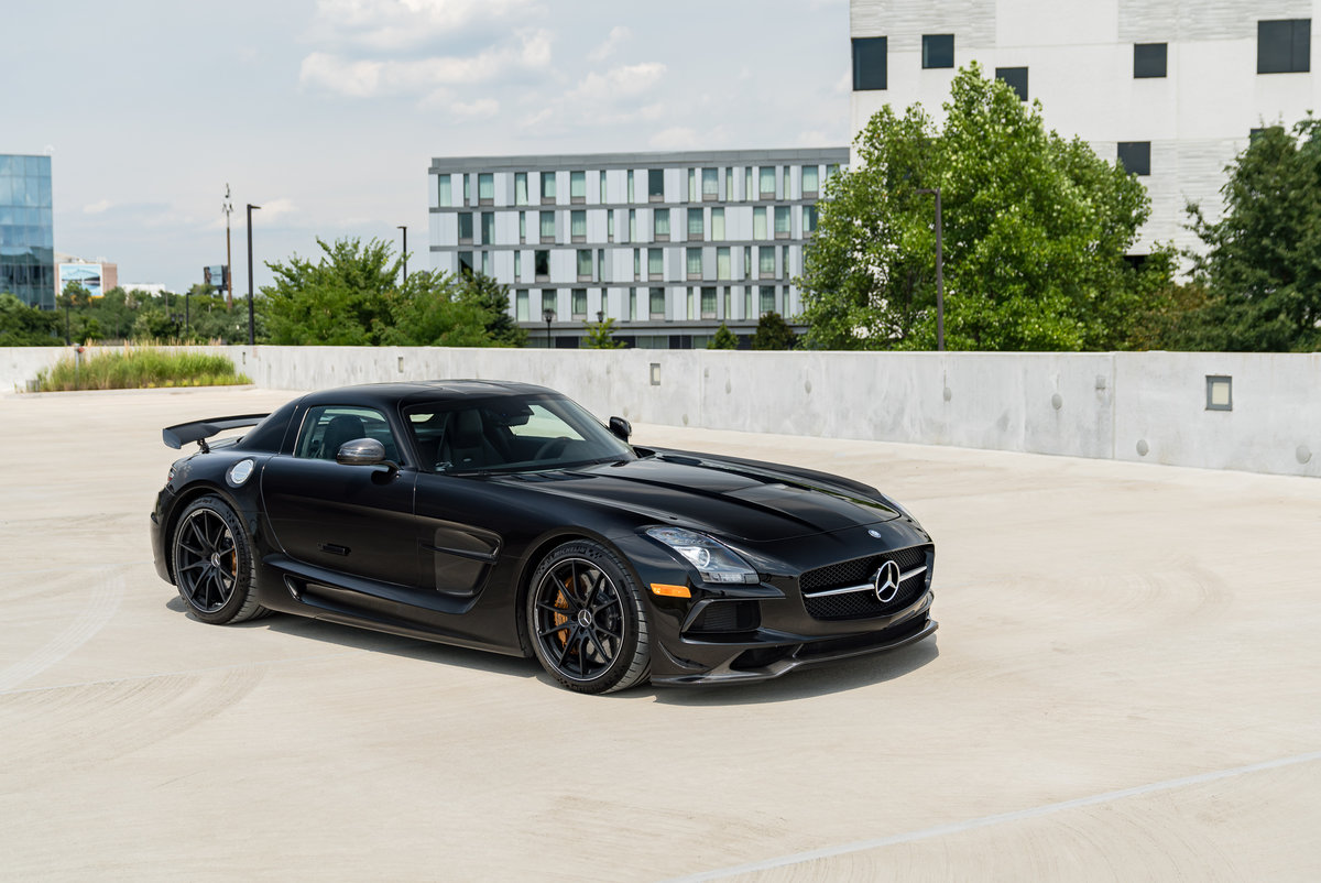 2014 Mercedes-Benz SLS AMG Black Series  For Sale (picture 1 of 6)