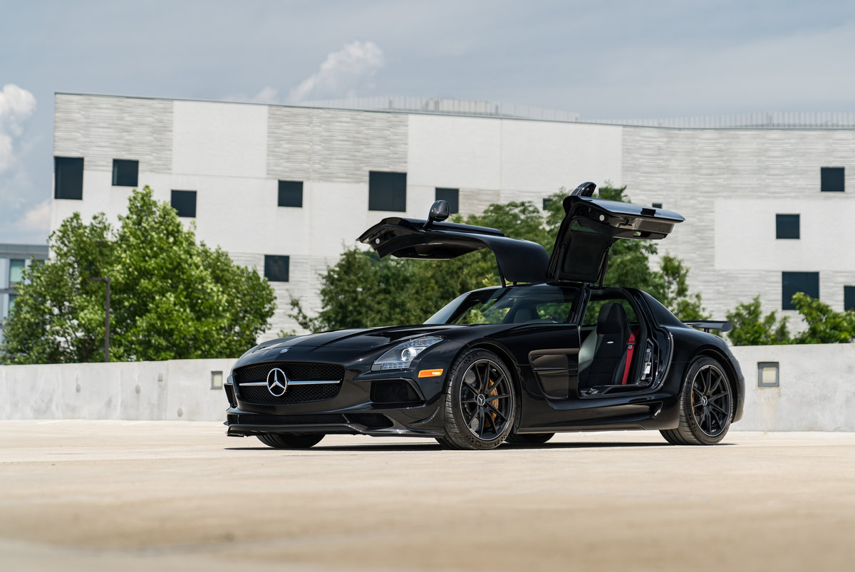 2014 Mercedes-Benz SLS AMG Black Series  For Sale (picture 3 of 6)